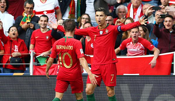 Ronaldo vor Finale: