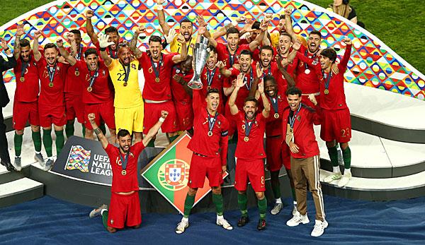 1:0! Portugal gewinnt die Nations-League-Premiere
