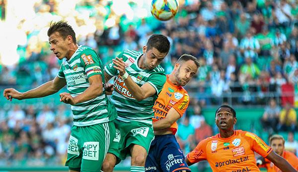 SK Rapid Vienne, TSV Hartberg