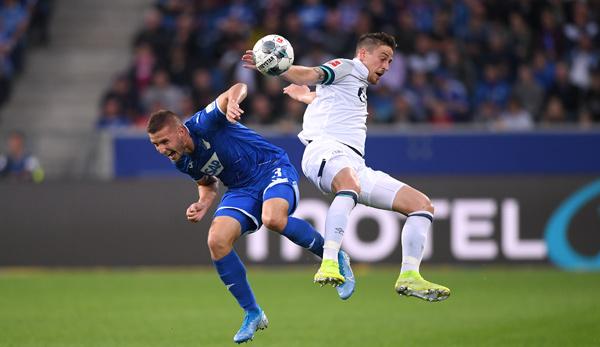 Bundesliga: TSG Hoffenheim gegen FC Schalke 04 - Das 2:0 zum Nachlesen im LIVE-TICKER
