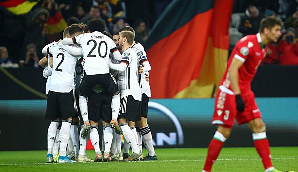 Deutschland WeiГџruГџland FuГџball