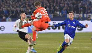 FC Schalke 04 against Eintracht Frankfurt today in the LIVE TICKET   - Transgaming 1
