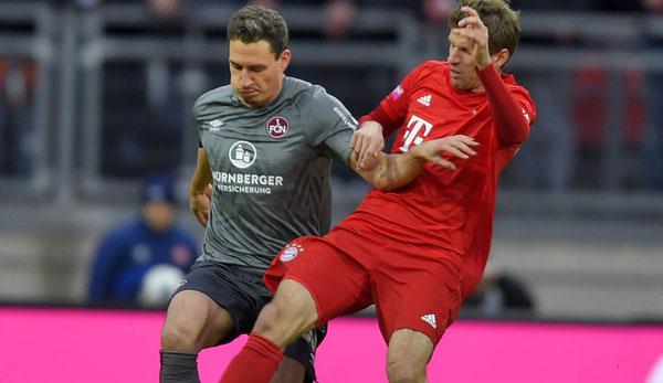 Nürnberg Bayern Testspiel