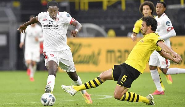 Bvb Gegen 1 Fsv Mainz 05 Zum Nachlesen