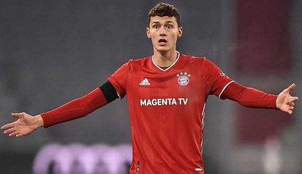 Pavard könnte dem FC Bayern gegen den BVB wieder zur Verfügung stehen.