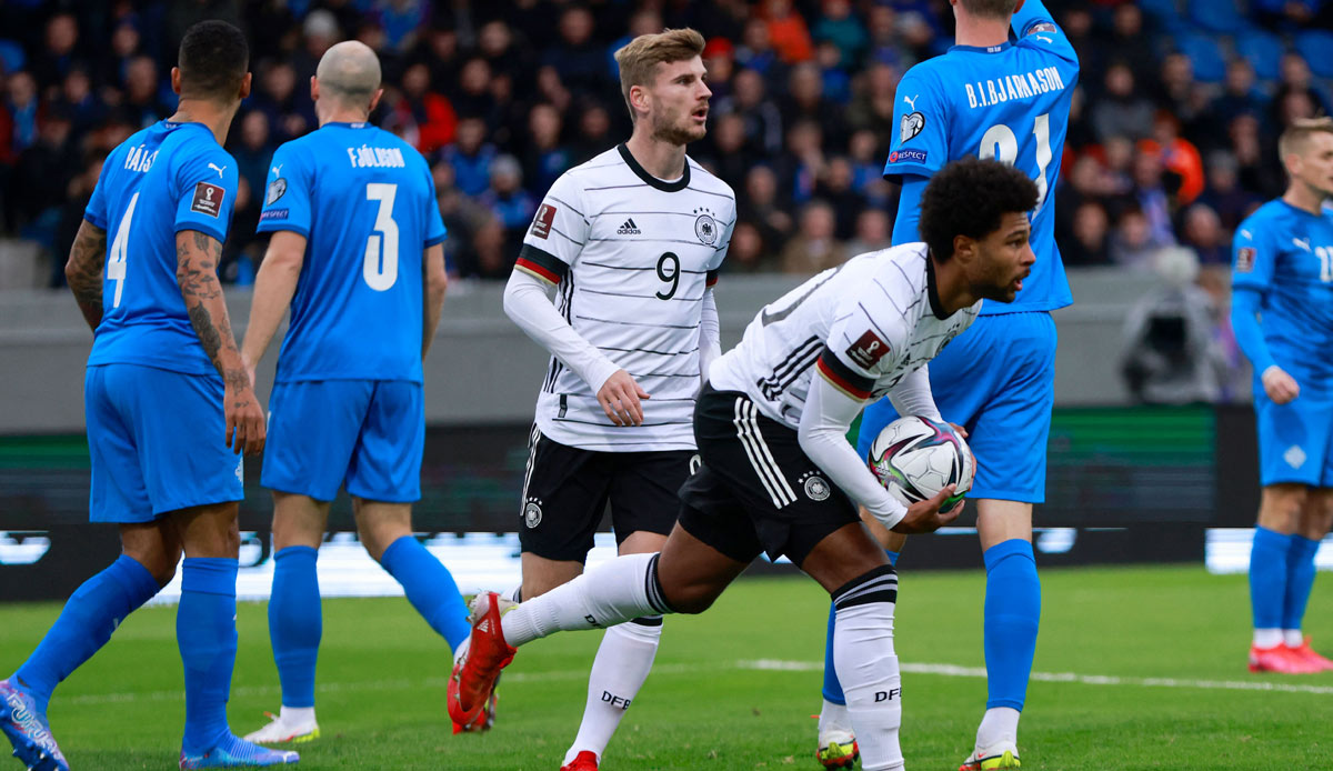 Iceland v Germany: World Cup qualifiers live streaming NOW