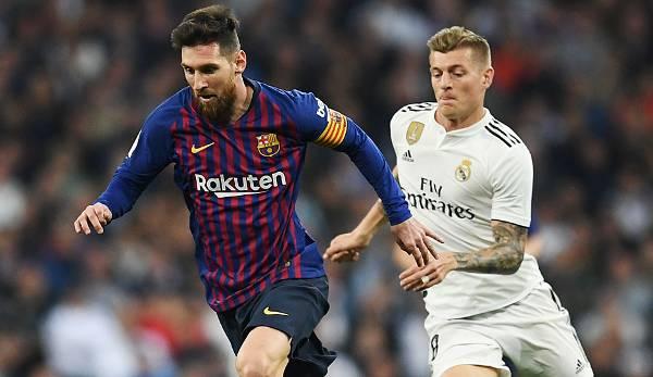 Diashow: FIFA 20: Die Ratings der La-Liga-Spieler