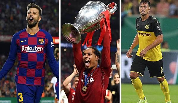 Diashow: FIFA 20: Die besten Verteidiger - drei Deutsche in den Top 25