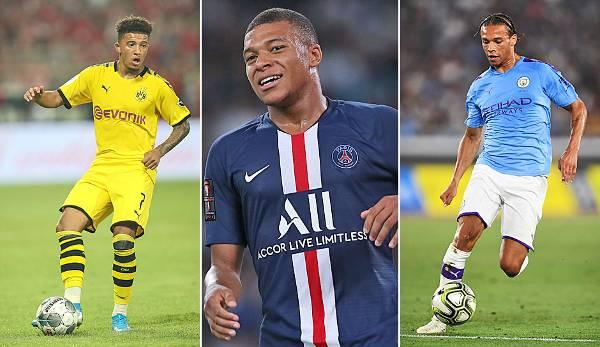 Diashow: FIFA 20: Die Spieler mit dem höchsten Potential - Top-Stars und einige Geheimtipps