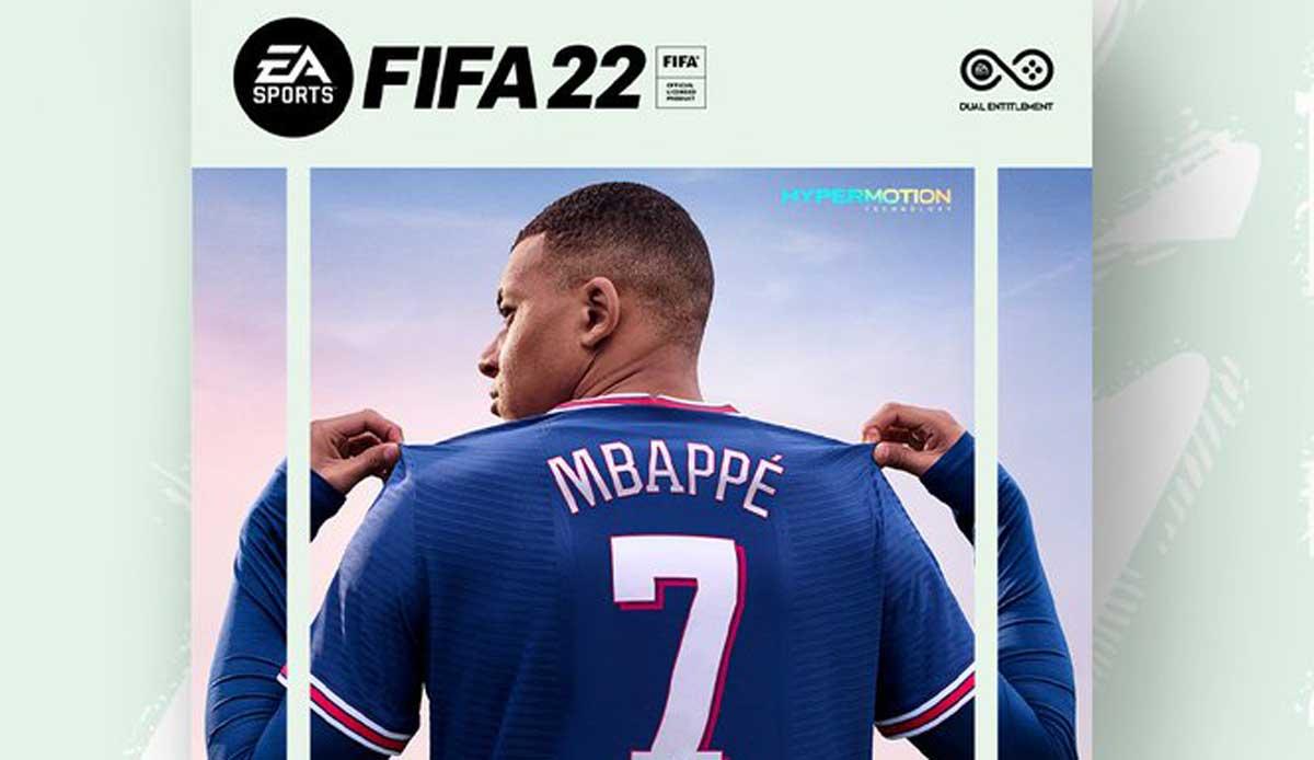 FIFA 22: Wann kommt das Spiel auf den Markt?