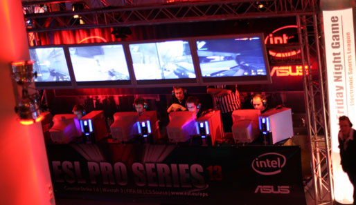 Die Highlights vom Intel Firday Night Game in Hannover