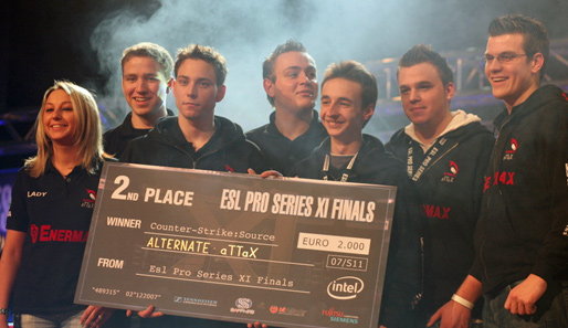 Diesmal nur Platz 2 für Alternate aTTaX in Counter-Strike:Source