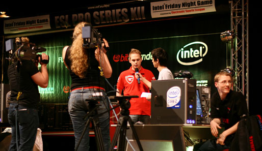 eSport, esl, Intel Friday Night Game, Bremen, hoorai, cs
