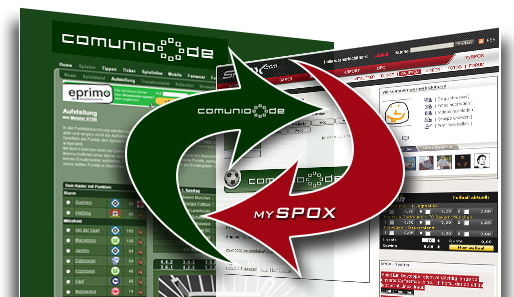 Comunio, mySPOX, Manager, Spiele, Games, Bundesliga, Fussball