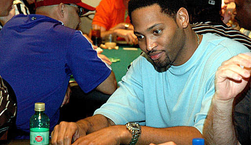 Robert Horry vom 2006er NBA-Champion San Antonio Spurs