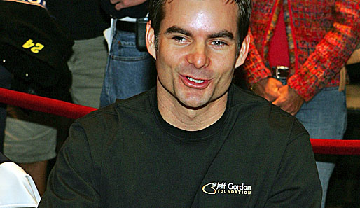 Nascar-Legende Jeff Gordon