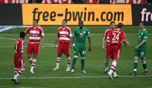 Hannover 96 Bayern München Tickets
