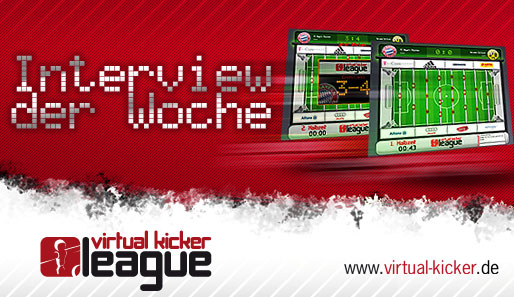 Virtual Kicker League, SPOX.com, Interview
