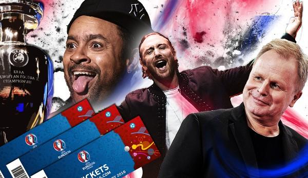 Gewinne Vip Tickets Für Die Euro 2016