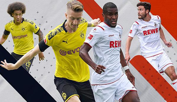 Bvb Gegen 1 Fc Köln