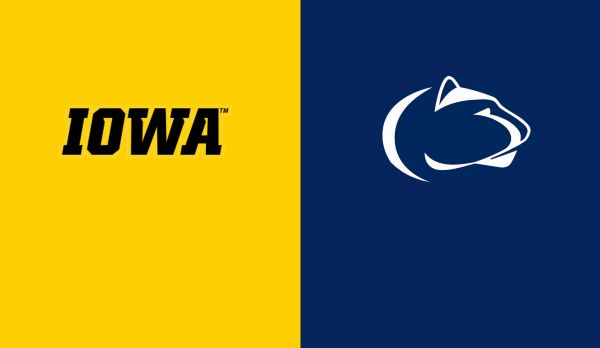 Iowa @ Penn State am 27.10.