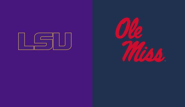 LSU @ Ole Miss am 17.11.