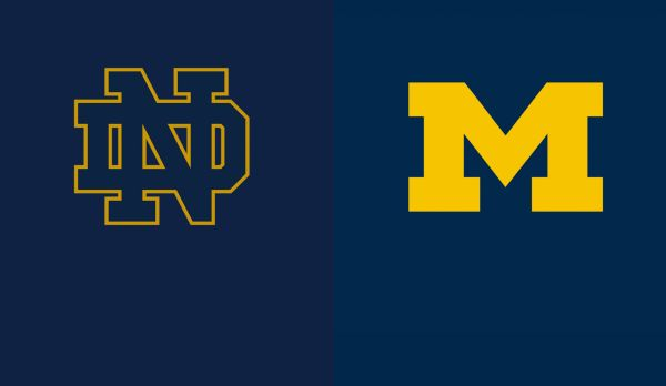 Notre Dame @ Michigan am 27.10.