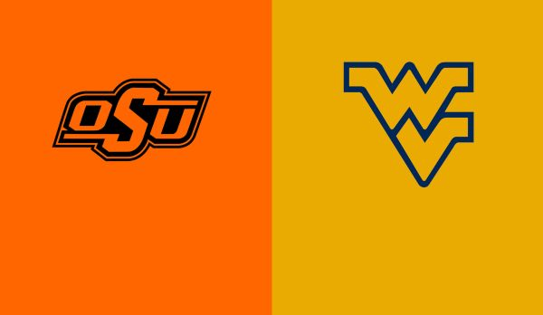 Oklahoma State @ West Virginia am 23.11.