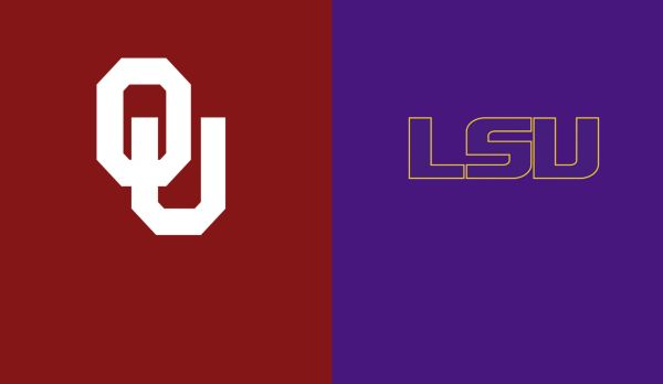 Oklahoma vs LSU am 28.12.