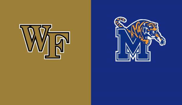 Wake Forest - Memphis am 22.12.