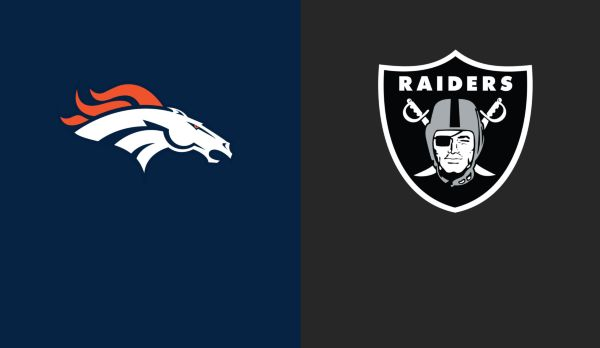 Broncos @ Raiders am 25.12.