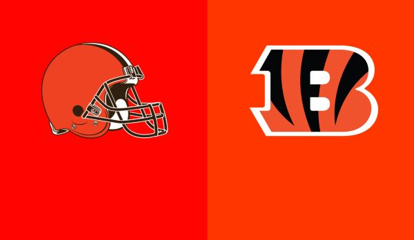 Browns @ Bengals (Delayed) am 25.11.