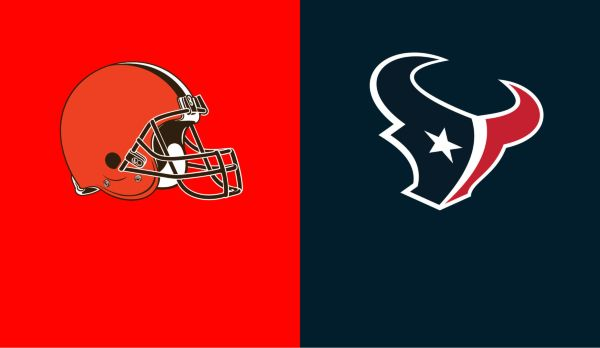 Browns @ Texans (Delayed) am 02.12.