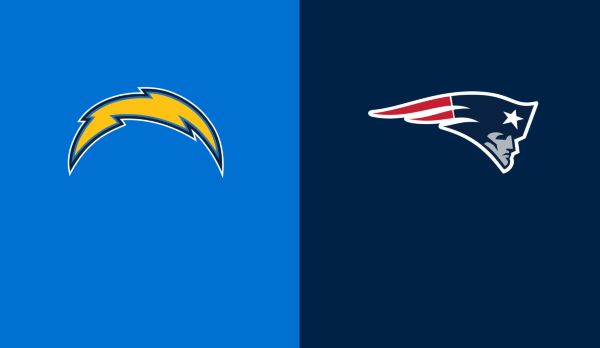 Chargers @ Patriots am 13.01.