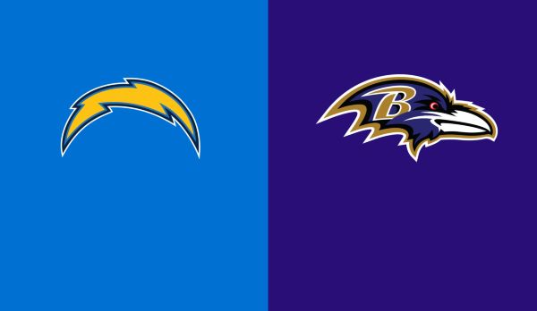 Chargers @ Ravens am 06.01.