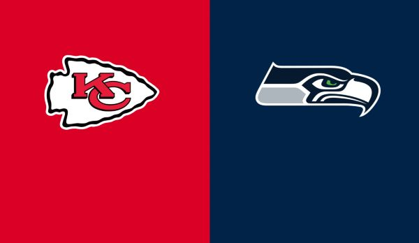 Chiefs @ Seahawks am 24.12.