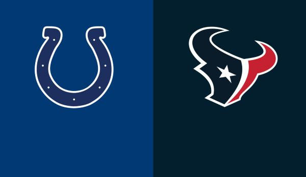 Colts @ Texans am 22.11.