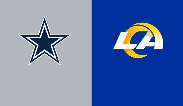 Cowboys @ Rams am 14.09.