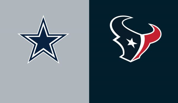 Cowboys @ Texans am 08.10.