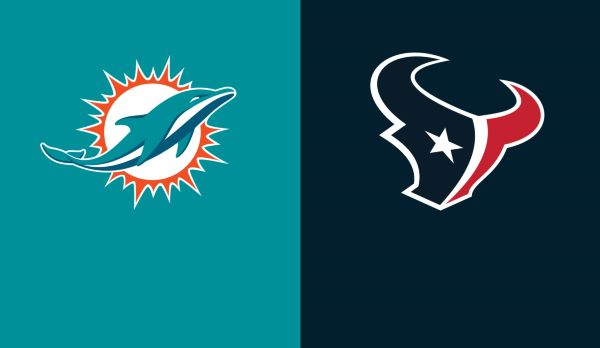 Dolphins @ Texans am 26.10.