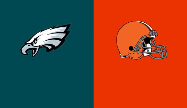Eagles @ Browns am 24.08.