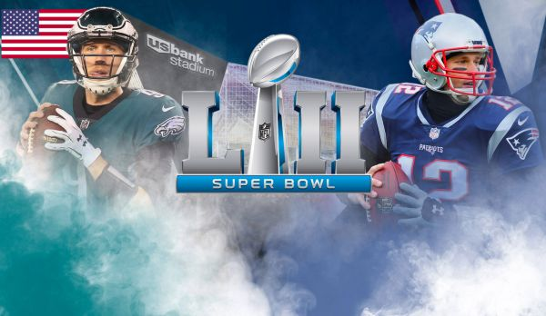 Eagles @ Patriots (US-Kommentar) am 05.02.