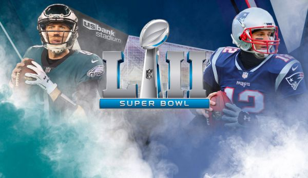 Eagles @ Patriots am 05.02.
