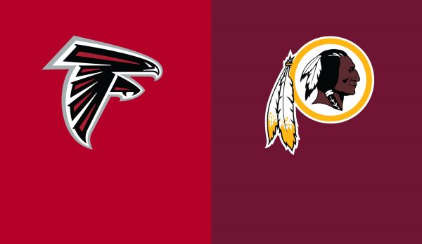 Falcons @ Redskins (Delayed) am 04.11.