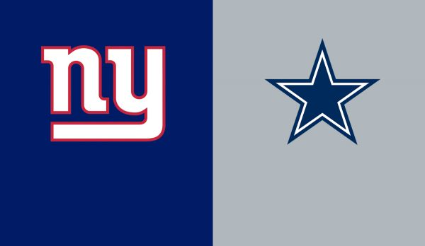 Giants @ Cowboys am 17.09.