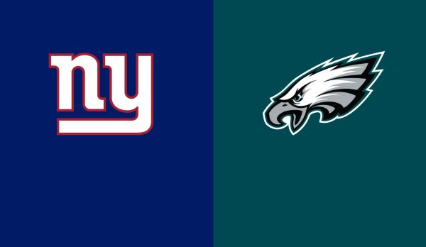 Giants @ Eagles am 23.10.