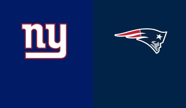 Giants @ Patriots am 11.10.