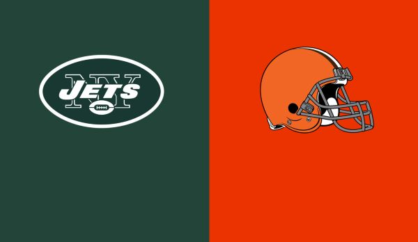 Jets @ Browns am 21.09.