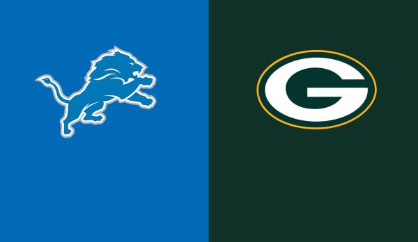 Lions @ Packers am 15.10.