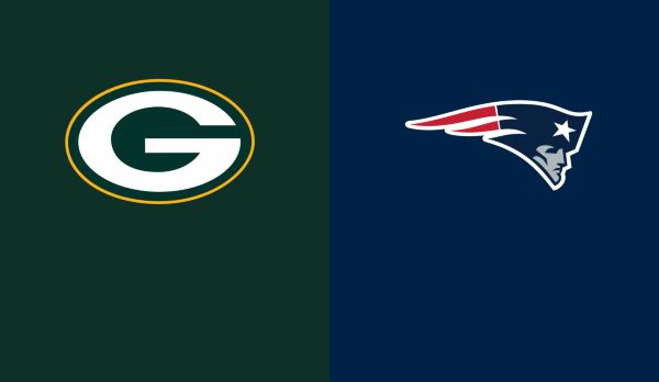 Packers @ Patriots am 05.11.